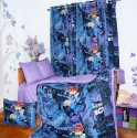 Aurraa Purple Ben 10 Single Bedding Set - Multicolor