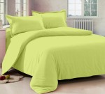 Story @ Home Story @ Home Cotton Solid Double Bedsheet