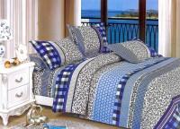 Home Originals Polycotton Floral Double Bedsheet 1 Double Bedsheet, 2 Pillow Covers, Multicolor