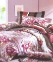 Valtellina Wonderful Floral Print 2?Single S With 2 Pillow Covers Abstract Flat Single Bedsheet