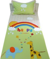 Aiva Little Pipal Happy Dreams Kids Flat Single Bedsheet