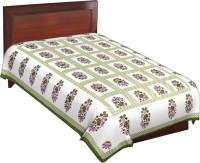Fab Rajasthan Unique Arts Cotton Printed Single Bedsheet 1 Bedsheet, Multicolor - BDSE7UYQ5QZKWFKB
