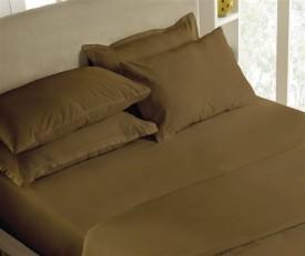 Maspar Cotton Plain Single Bedsheet