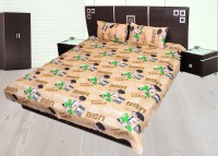 JBG Home Store Kids Collection Flat Double Bedsheet