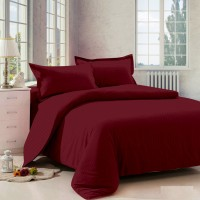 Dreamscape Cotton Striped Double Bedsheet (Bedsheet, Two Pillow Covers) - BDSE2PE4EG2W4RZQ