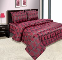 Shivalik Cotton, Satin Double Bed Cover