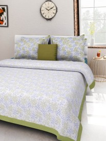 First Choice Cotton Printed Double Bedsheet