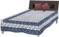 Fab Rajasthan Unique Arts Cotton Printed Single Bedsheet 1 Bedsheet, Multicolor - BDSE7UYQXYVTTXJH