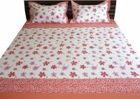 Aiva Little Pipal Coral Hawaii Kids Flat Double Bedsheet