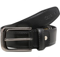 Espana Men Evening Black Artificial Leather Belt Black-02