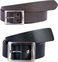 Hardys Men Multicolor Genuine Leather Belt MULTI