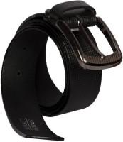 Aarip Boys, Girls, Men, Women Casual, Formal, Party Black Genuine Leather Belt Black-03