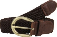 Lino Perros Women Casual Brown Synthetic Belt B004
