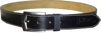 Czars Exports Men Party Black Genuine Leather Belt Black