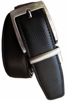 Winsome Deal Men Formal Black Artificial Leather Reversible Belt (Black) - BELE4SVVF8GGKHYW