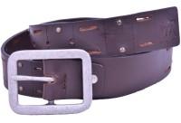Bonafide Leathers Men Brown Genuine Leather Belt Brown - BELEBQ75MYGMABZM