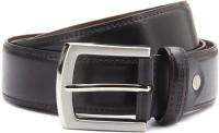 U.S. Polo Assn. Men Brown Genuine Leather Belt Brown - BELE88C8Y4QAZDDV