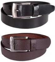 Orosilber Men Multicolor Genuine Leather Belt Multi