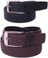 Shoppingstore Men Multicolor Genuine Leather Belt Multicolor - BELEHF8UMK4QCRRY