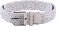 Buckle Up Belt (White)
