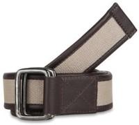 Paradigm Design Lab Men Casual Beige Genuine Leather Belt Beige