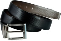 Saugat Traders Men Formal, Casual Black, Brown Artificial Leather Reversible Belt Black, Brown