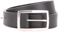 Allen Solly Men Genuine Leather Belt Black