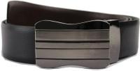 Doc & Mark Men Formal Brown, Black Genuine Leather Reversible Belt Brown, Black