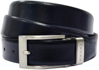 Cross Men Casual, Formal, Party Black, Brown Genuine Leather Reversible Belt Black, Brown