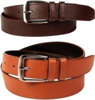 Shoppingstore Men Multicolor Genuine Leather Belt Multicolor - BELEH2FATVWHUM25