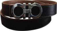 Verceys Men Casual Black, Brown Artificial Leather Reversible Belt Black, Brown