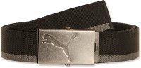 Puma Men Casual Grey Synthetic Belt 01