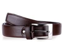 Stylla Men Brown Genuine Leather Belt Brown
