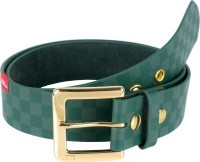 VANS Men, Boys Casual, Formal Green Synthetic Belt Green