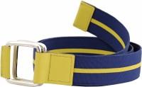 TZaro Belt - Blue And Yellow