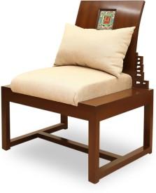 ExclusiveLane Teak Wood Solid Wood 2 Seater
