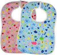 Wobbly Walk Baby Apron/Bib - Set Of 2 (Multicolor) - BIBEKFN9JZKA4GSG