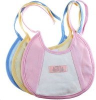 Futaba Baby Cotton Bibs / Scarf - Pack Of 3 (Yellow, Blue, Pink)