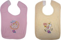 Advance Baby Applique Bibs Combo 1 (Pink, Peach)