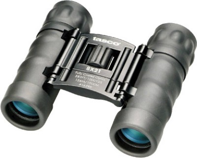 Tasco Essentials 8x21 FRP Compact (Clam) Binoculars