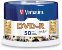 Verbatim DVD Recordable Spindle 4.7 GB - Pack of 50