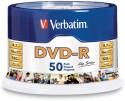 Verbatim DVD Recordable Spindle 4.7 GB - Pack Of 50