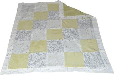 Abracadabra Couture Patchwork Baby Blanket