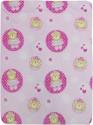Wonderkids Teddy Print Blanket - Single