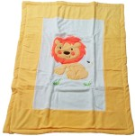 Baby Basics Baby Basics Cartoon Single Blanket Multicolor