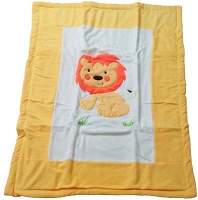 Baby Basics Baby Basics Cartoon Single Blanket Multicolor