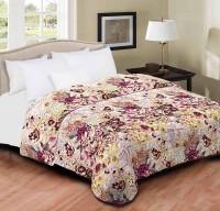 Home Originals Floral Double Quilts & Comforters Multicolor Comforter/Quilt