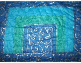 Bagrastore Checkered King Quilts & Comforters Firoji