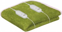 Warmland Plain Double Electric Blanket Green, Electric Bed Warmer