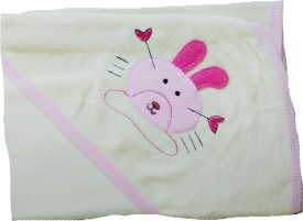 Kandy Floss Animal Single Blanket Yellow